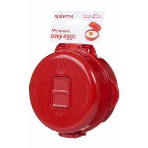 Sistema Easy Eggs Omeletmaker - Rood
