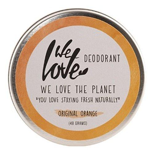 We Love The Planet Natuurlijke Deodorant Original Orange