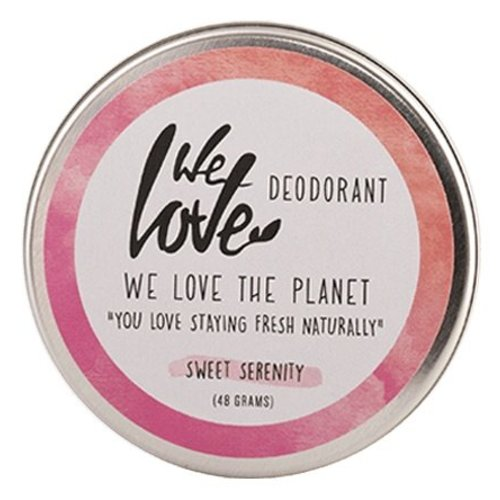 We Love The Planet Natuurlijke Deodorant Sweet Serenity