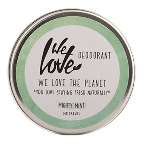 We Love The Planet Natuurlijke Deodorant Mighty Mint