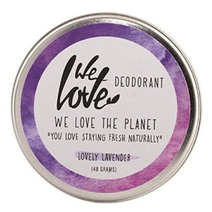 We Love The Planet Natuurlijke Deodorant Lovely Lavender