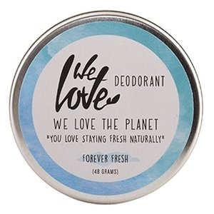 We Love The Planet Natuurlijke Deodorant Forever Fresh