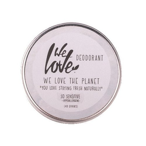 We Love The Planet Natuurlijke Deodorant So Sensitive