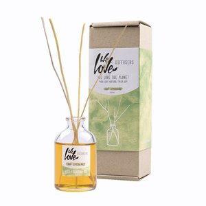 We Love The Planet Natuurlijke Geurstokjes Light Lemongrass (50ml)