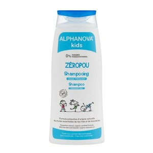 Alphanova Kids Bio Zeropou Shampoo - Anti Luizen