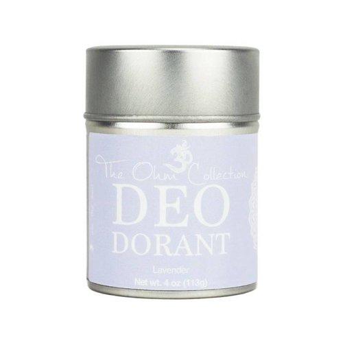 The Ohm Collection Deodorant Poeder - Lavender