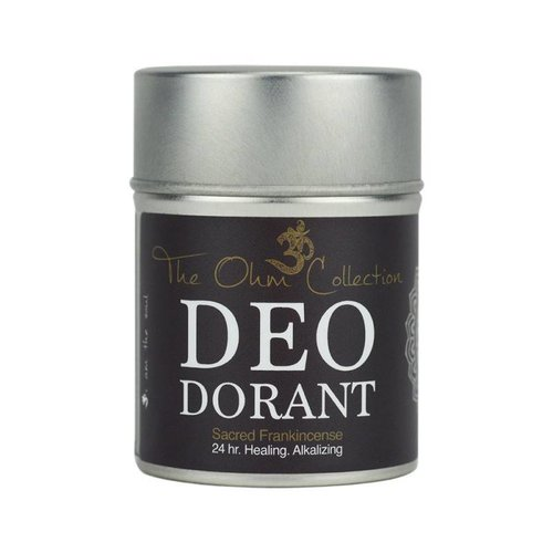 The Ohm Collection Deodorant Poeder - Frankincense