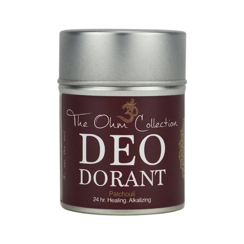 The Ohm Collection Deodorant Poeder - Patchouli