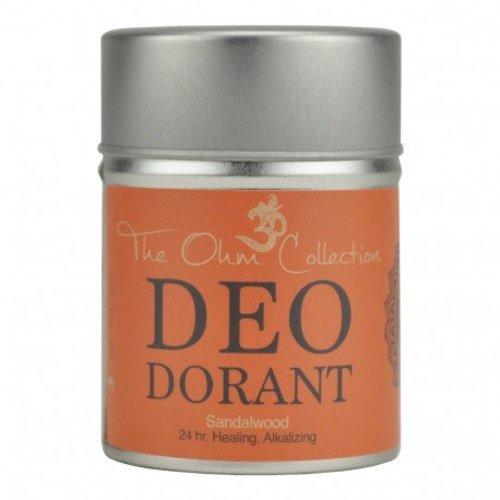 The Ohm Collection Deodorant Poeder - Sandalwood