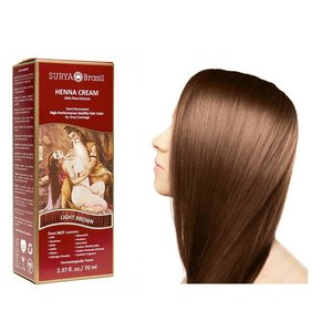 Surya Brasil  Haarverf Cream - Light Brown