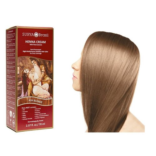 Surya Brasil  Haarverf Cream - Ash Blonde