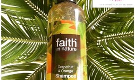 Review | Faith in Nature Shampoo