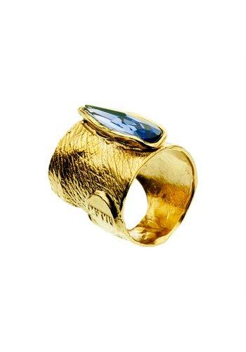 """Motyle Ring """"skin to skin"""" MG5231"""