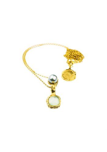 "Motyle Ketting ""treasure island"" MG2209"