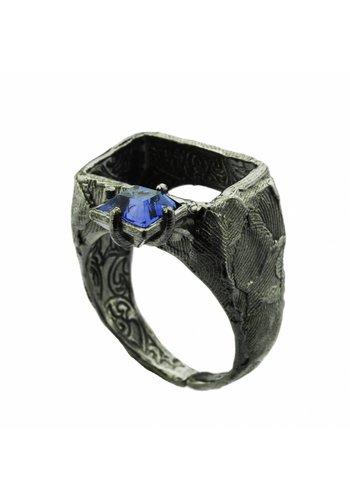 "Motyle Ring ""art deco"" M5483"