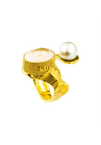 "Motyle Ring  ""treasure island"" MG5212"