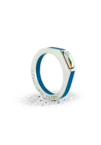 Ostrowski Design Ring Classic Super Light deep blue
