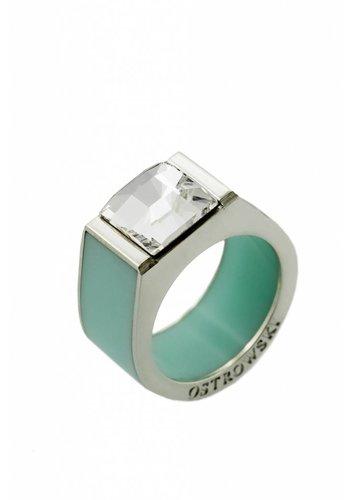 Ostrowski Design Ring Classic mint