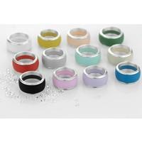 thumb-Ring Joy Line max zwart - zilver-2