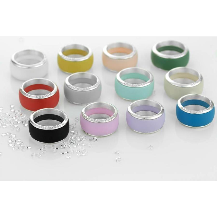 Ring Joy Line max zwart - zilver-2