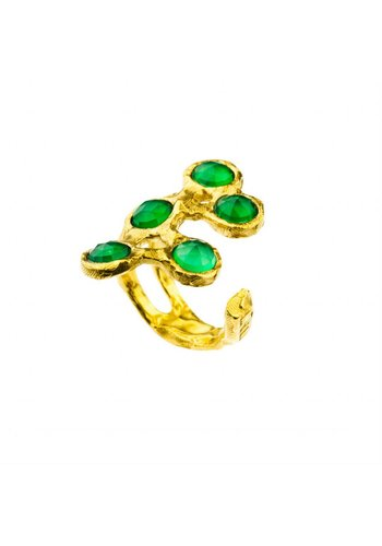 "Motyle Ring ""treasure island"" MG5211"