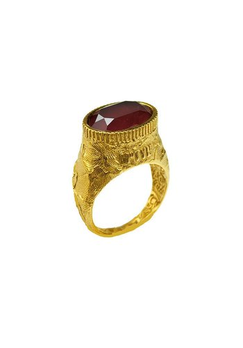 "Motyle Ring""moroccan rose"" MG5523"