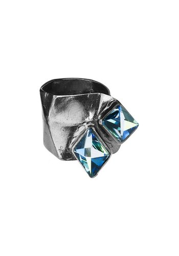 """Motyle Ring """"aurora"""" MR5527"""