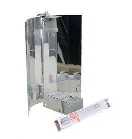 VSA ELT 600 W - Osram NAV-T Super - Spiegelkap