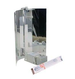 VSA ELT 400 W - Osram NAV-T Super - Spiegelkap