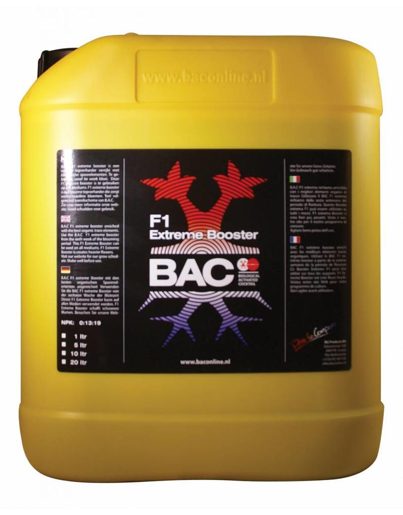 B.A.C. F1 Extreme Booster 10 ltr