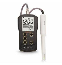 Hanna Hi 9813 EC + pH meter