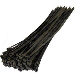 Tiewraps 142x3,2 mm 100 st. p/zakje