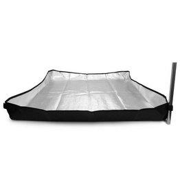 Secret Jardin Water Tray 240x240 cm mylar