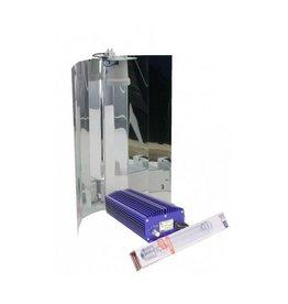 Lumatek 600 W - Osram Nav-T Super - Spiegelkap
