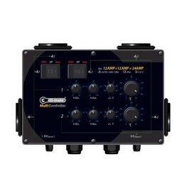 Cli-Mate Multi-controller 12+12 A