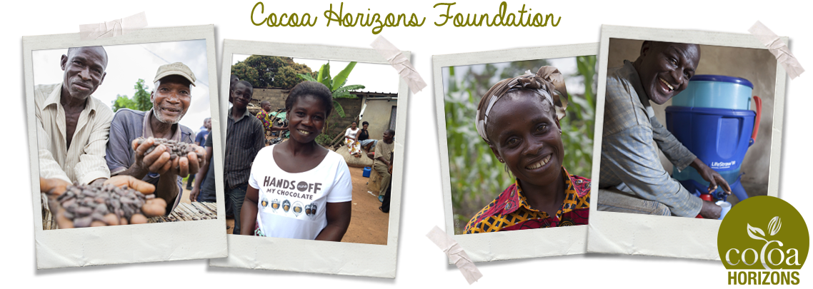 Fair chocolate Cocoa Horizons Foundation