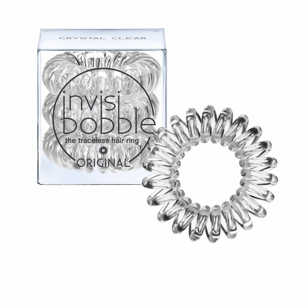 InvisiBobble | Original - Crystal Clear