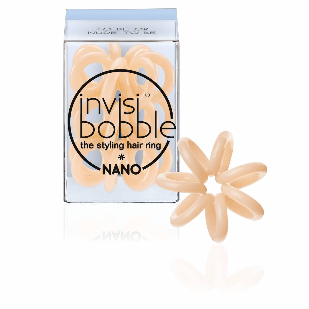 InvisiBobble | Nano -  To Be or Nude To Be