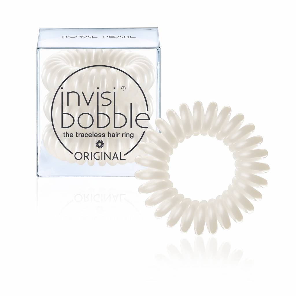 InvisiBobble | Original - Royal Pearl