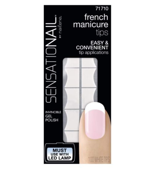 Sensationail | French Tips