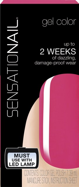 Sensationail | Gel Polish - Pink Bouquet