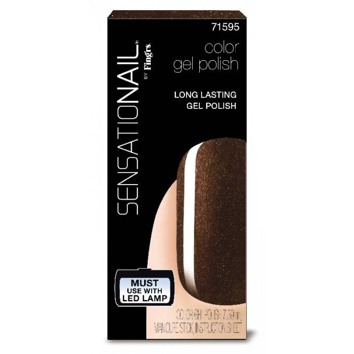 Sensationail | Gel Polish - Espresso Bean