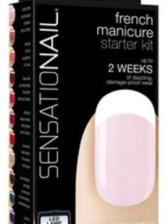Sensationail   Starterkit - French Manicure