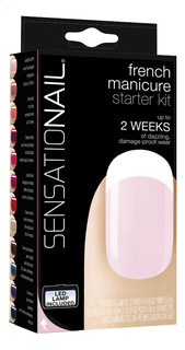 Sensationail | Starterkit - French Manicure