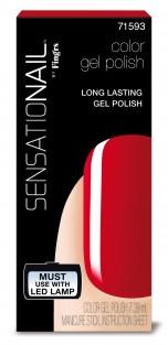 Sensationail | Gel Polish - Scarlet Red
