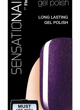 Sensationail | Gel Polish - Purple Orchid