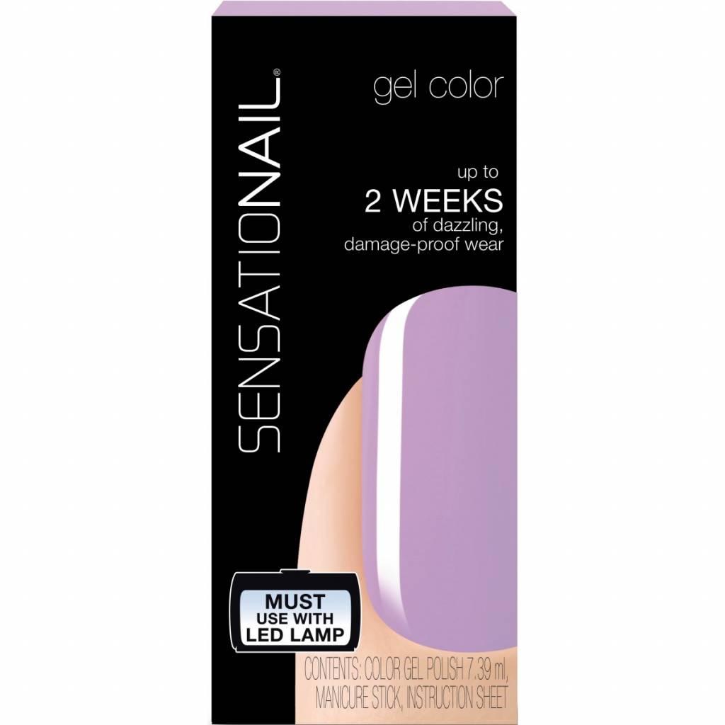 Sensationail | Gel Polish - Heirloom Lilac