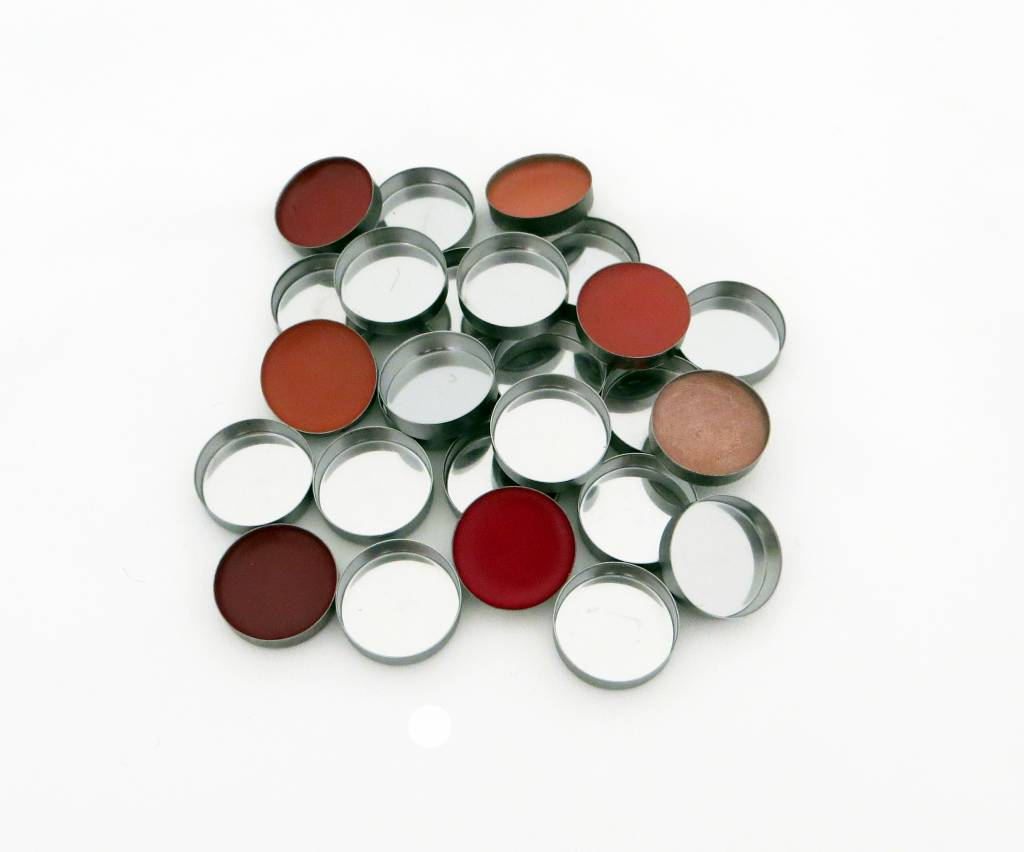 Z Palette | Mini Round Metal Pans - 20 Pack