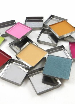 Z Palette | Square Metal Pans - 10 Pack