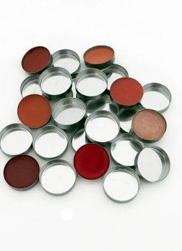 Z Palette | Mini Round Metal Pans - 10 Pack